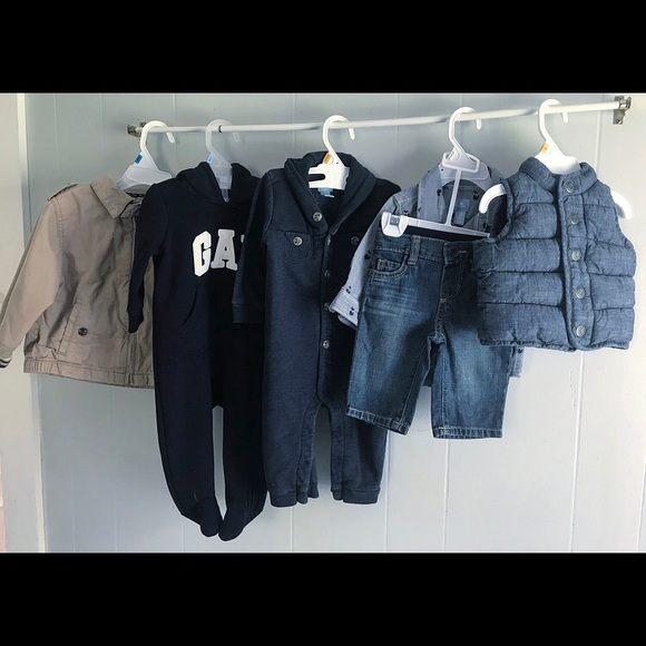 GAP Other - Baby boy bundle